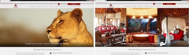 Thanda Website 6