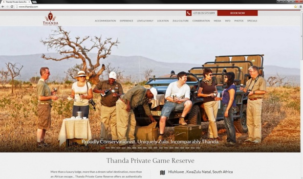 Thanda Website