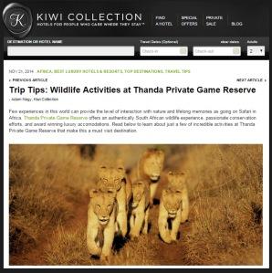 Kiwi Collection