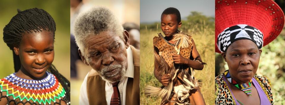 Zulu Collage