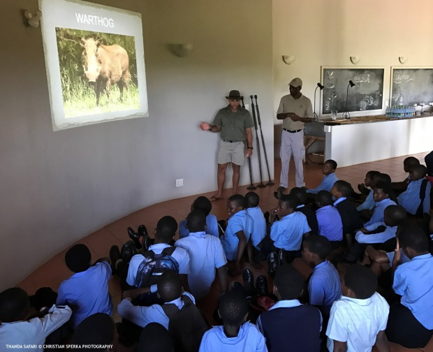 Some Wildlife lectures by Africa Nature Training (ANT) students ...